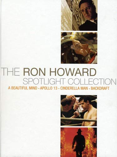 The Ron Howard Spotlight Collection (Backdraft