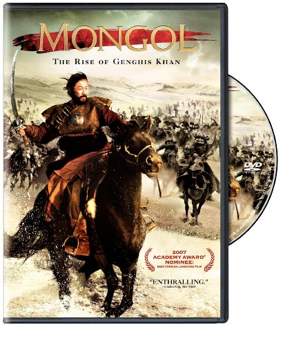 Mongol: The Rise of Genghis Khan (+ Digital Copy)