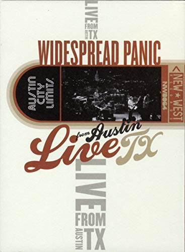 Widespread Panic- Live from Austin, TX