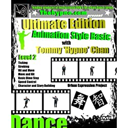 Learn Animation Popping Dance Style Basic .Ultimate Edition