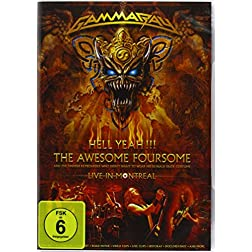 Gamma Ray - Hell Yeah!!! The Awesome Foursome: Live In Montreal