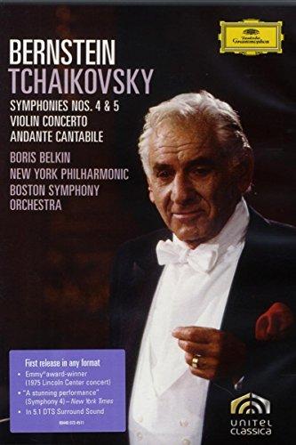 Tchaikovsky: Symphonies Nos 4 & 5