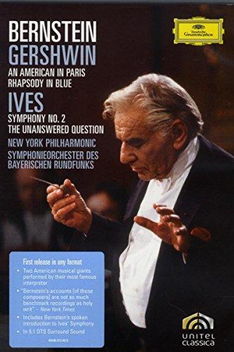 Gershwin: An American in Paris; Ives: Symphony No. 2