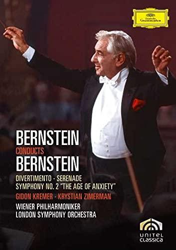 Leonard Berntstein: Bernstein Conducts Bernstein