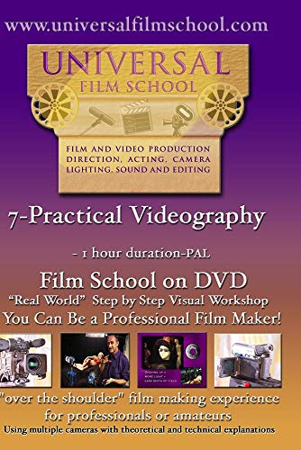 7-Practical Videography - Film School on DVD(PAL)