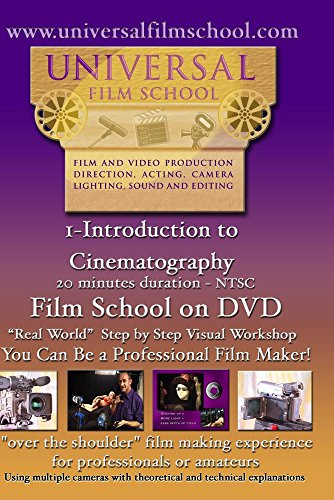 1-Introduction to Cinematography - Film school on DVD(NTSC)