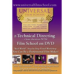 2-Technical Directing-Film School on DVD(NTSC)