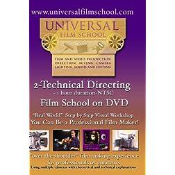 2-Technical Directing-Film School on DVD(NTSC)