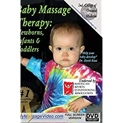 Baby Massage:  Newborns, Infants & Toddlers
