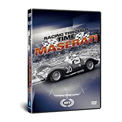 Racing Through Time-Maserati