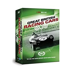 Racing Through Time-Great British
