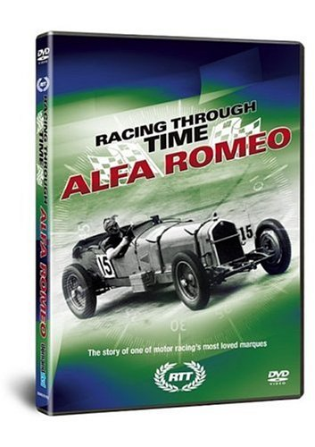Racing Through Time-Alfa Romeo
