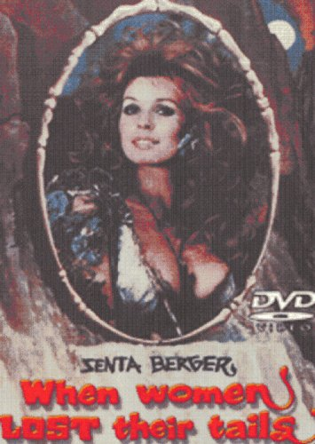 When Women Lost their Tails with Senta Berger on DVD