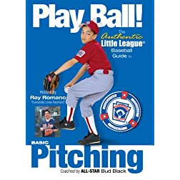 Play Ball: Basic Pitching