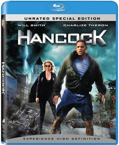 Hancock (Unrated) [Blu-ray]