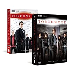 Torchwood: Complete First / Second Seasons- 2 pack