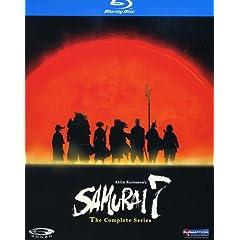 Samurai 7 - Box Set [Blu-ray]