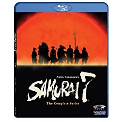 Samurai 7 - Box Set [Blu-ray]