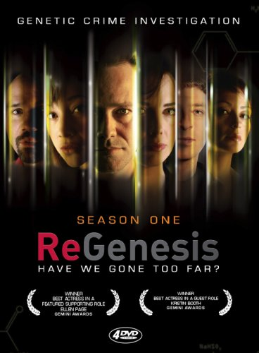 Regenesis: the Complete First Season