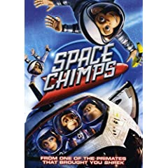 Space Chimps