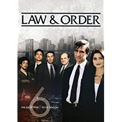 Law and Order: The Sixth Year