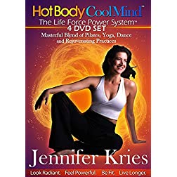 Jennifer Kries: Hot Body Cool Mind 4-Pack