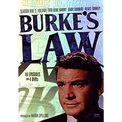 Burke's Law: Season One Volume Two