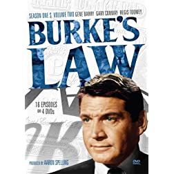 Burke's Law: Season One Volume Two