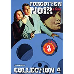 Forgotten Noir & Crime Vol 4: Counterspy Meets Scotland Yard; Radar Secret Service; Motor Patrol, Mr. District Attorney (1941); Western Pacific Agent; ... of Monte Cristo: Roaring City: Sky Liner