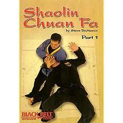 Shaolin Chuan Fa Fighting Vol. 1 with Steve DeMasco