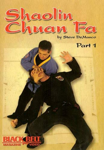Shaolin Chuan Fa Fighting Vol. 1 with Steve DeMasco