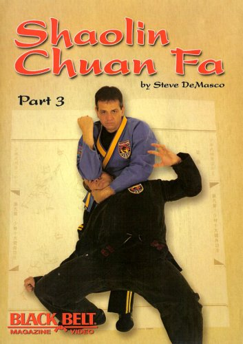 Shaolin Chuan Fa Fighting Vol. 3 with Steve DeMasco