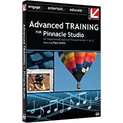 Class on Demand: Advanced Training for Pinnacle Studio: Advanced Educational Training Tutorial for Pinnacle Studio