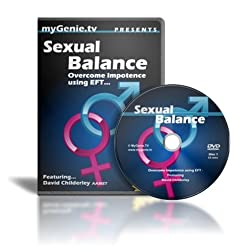 EFT Impotence Cure - Men's Sexual Balance DVD