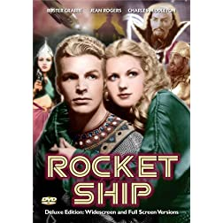 Rocket Ship - Deluxe Widescreen Color Toned Edition