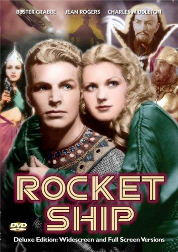 Rocket Ship - Deluxe Widescreen Color Toned Edition