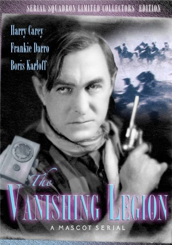 The Vanishing Legion (Serial)