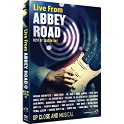 Live From Abbey Road: The Best of Season 1 (2 disc set)