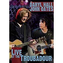 Daryl Hall & John Oates- Live at the Troubadour