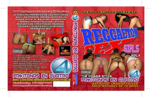 Reggaetonsexgirls vol.4