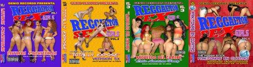 Combo Reggaetonsexgirls volumen 1 al 4