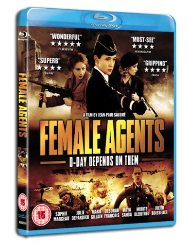 Female Agents [Blu-ray]