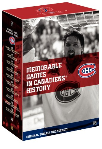 NHL: Greatest Games in Montreal Canadiens History