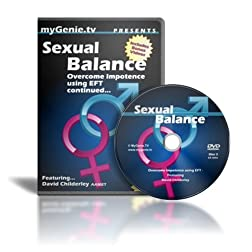 EF Impotence Cure - Men's Sexual Balance DVD2