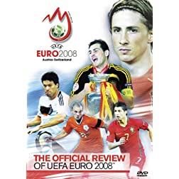 The Official Review of UEFA Euro 2008