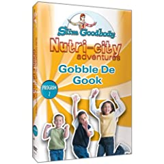 Slim Goodbody Nutri-City Adventures Gobble de Gook