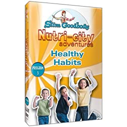 Slim Goodbody Nutri-City Adventures Healthy Habits