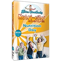 Slim Goodbody Nurti-City Adventures Nutrition Day