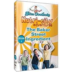 Slim Goodbody Nutri-City Adventures the Baker Street Ingredient