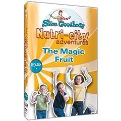 Slim Goodbody Nutri-City Adventures the Magic Fruit